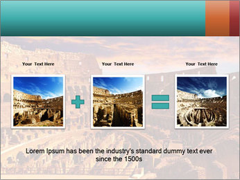 Ancient Colosseum PowerPoint Template - Slide 22