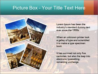 Ancient Colosseum PowerPoint Template - Slide 23