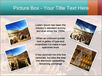 Ancient Colosseum PowerPoint Template - Slide 24