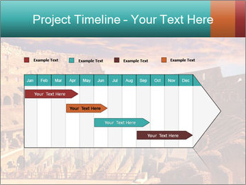 Ancient Colosseum PowerPoint Templates - Slide 25