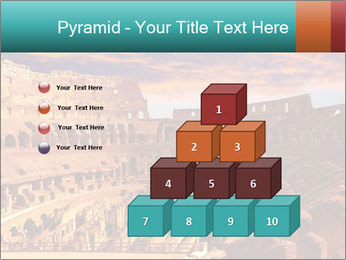Ancient Colosseum PowerPoint Templates - Slide 31