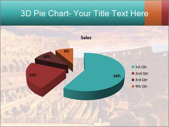 Ancient Colosseum PowerPoint Templates - Slide 35