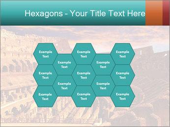 Ancient Colosseum PowerPoint Template - Slide 44