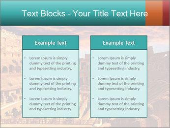 Ancient Colosseum PowerPoint Templates - Slide 57