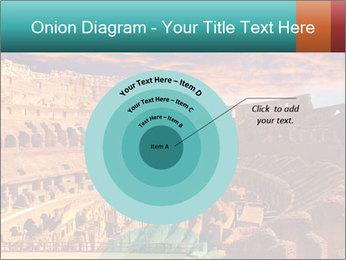Ancient Colosseum PowerPoint Templates - Slide 61