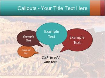 Ancient Colosseum PowerPoint Templates - Slide 73