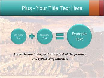 Ancient Colosseum PowerPoint Templates - Slide 75