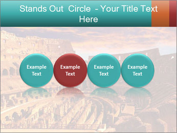 Ancient Colosseum PowerPoint Templates - Slide 76
