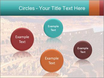 Ancient Colosseum PowerPoint Templates - Slide 77