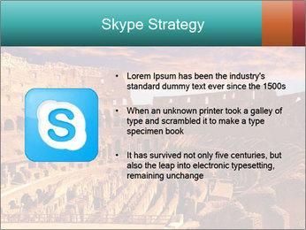 Ancient Colosseum PowerPoint Template - Slide 8