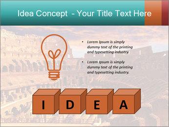Ancient Colosseum PowerPoint Templates - Slide 80