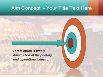 Ancient Colosseum PowerPoint Template - Slide 83