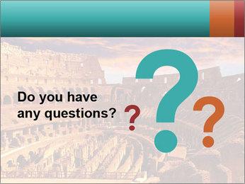 Ancient Colosseum PowerPoint Templates - Slide 96