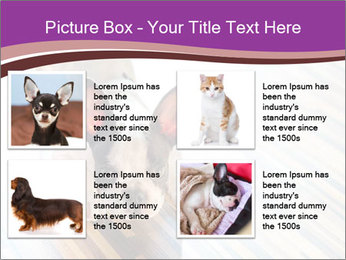 French bulldog puppy PowerPoint Templates - Slide 14