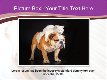French bulldog puppy PowerPoint Templates - Slide 16