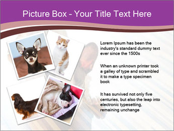 French bulldog puppy PowerPoint Templates - Slide 23