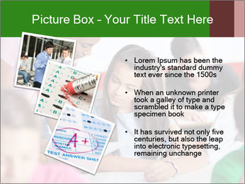 Young teacher assisting PowerPoint Templates - Slide 17