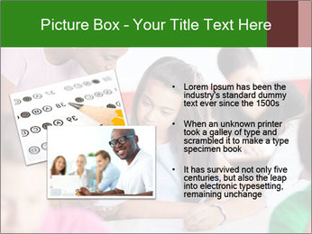 Young teacher assisting PowerPoint Templates - Slide 20