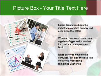 Young teacher assisting PowerPoint Templates - Slide 23