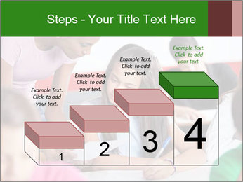 Young teacher assisting PowerPoint Templates - Slide 64