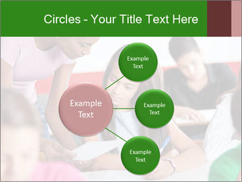 Young teacher assisting PowerPoint Templates - Slide 79