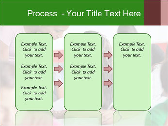 Young teacher assisting PowerPoint Templates - Slide 86