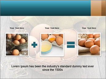 Eggs PowerPoint Templates - Slide 22
