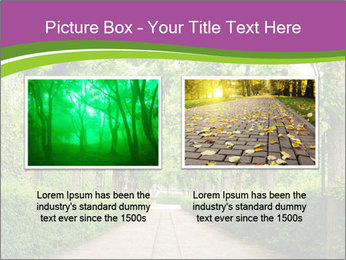 Alley Park PowerPoint Template - Slide 18