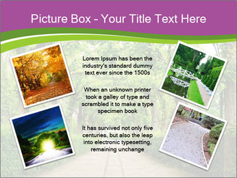 Alley Park PowerPoint Template - Slide 24