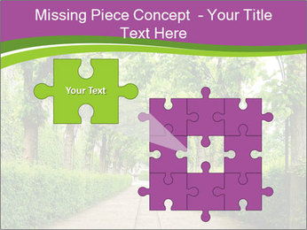 Alley Park PowerPoint Template - Slide 45