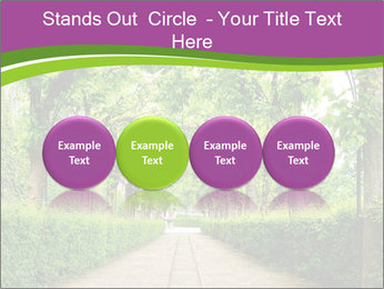 Alley Park PowerPoint Template - Slide 76