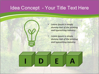 Alley Park PowerPoint Templates - Slide 80