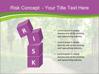 Alley Park PowerPoint Templates - Slide 81