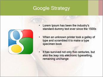 Closeup portrait PowerPoint Template - Slide 10