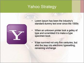 Closeup portrait PowerPoint Template - Slide 11