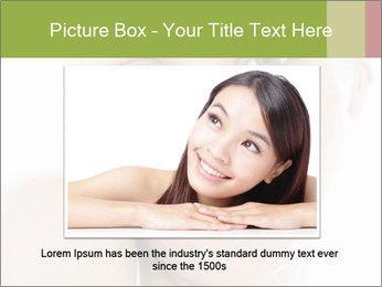 Closeup portrait PowerPoint Template - Slide 15