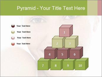 Closeup portrait PowerPoint Template - Slide 31
