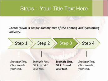Closeup portrait PowerPoint Template - Slide 4