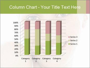Closeup portrait PowerPoint Template - Slide 50