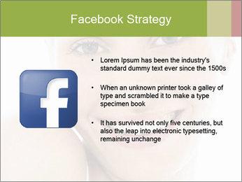 Closeup portrait PowerPoint Template - Slide 6
