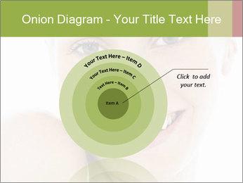Closeup portrait PowerPoint Template - Slide 61