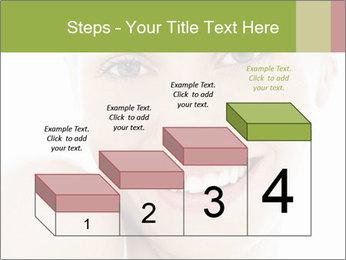 Closeup portrait PowerPoint Template - Slide 64