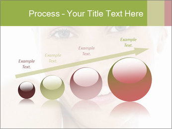 Closeup portrait PowerPoint Template - Slide 87