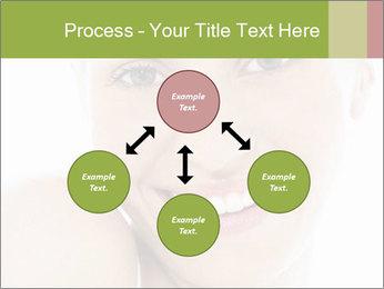 Closeup portrait PowerPoint Template - Slide 91