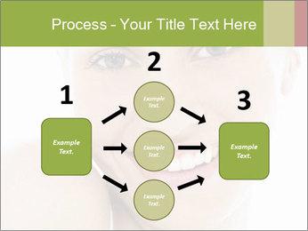 Closeup portrait PowerPoint Template - Slide 92
