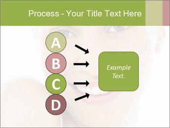 Closeup portrait PowerPoint Template - Slide 94
