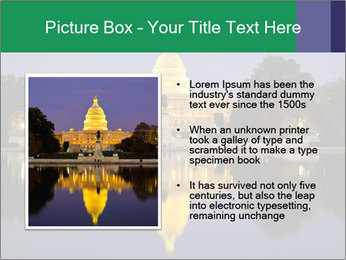 The Capitol Building PowerPoint Template - Slide 13