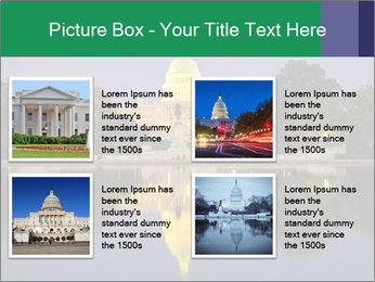 The Capitol Building PowerPoint Template - Slide 14