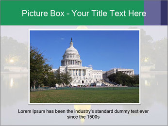 The Capitol Building PowerPoint Template - Slide 15