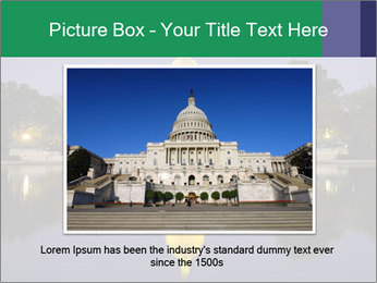 The Capitol Building PowerPoint Template - Slide 16